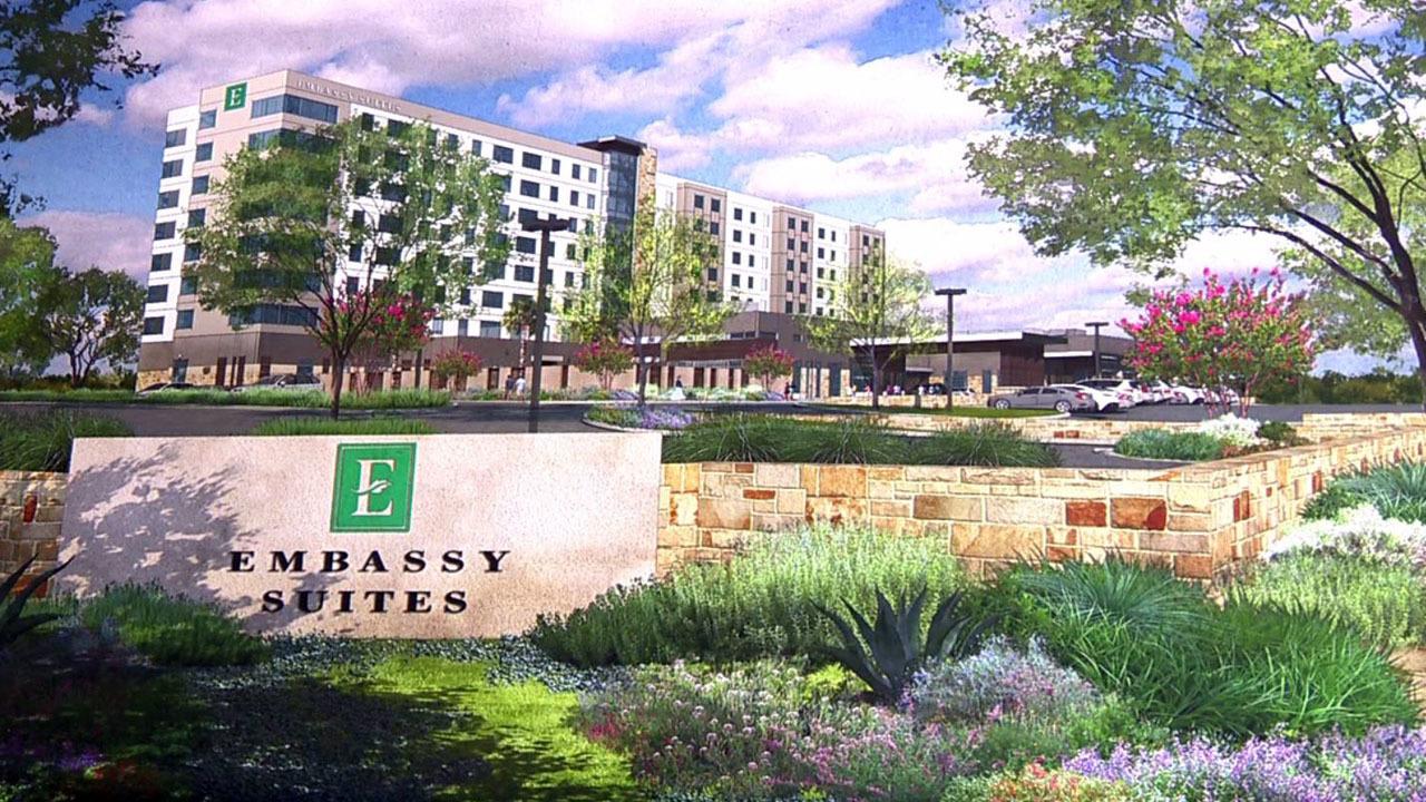 200 Room Hotel Coming To Nw San Antonio