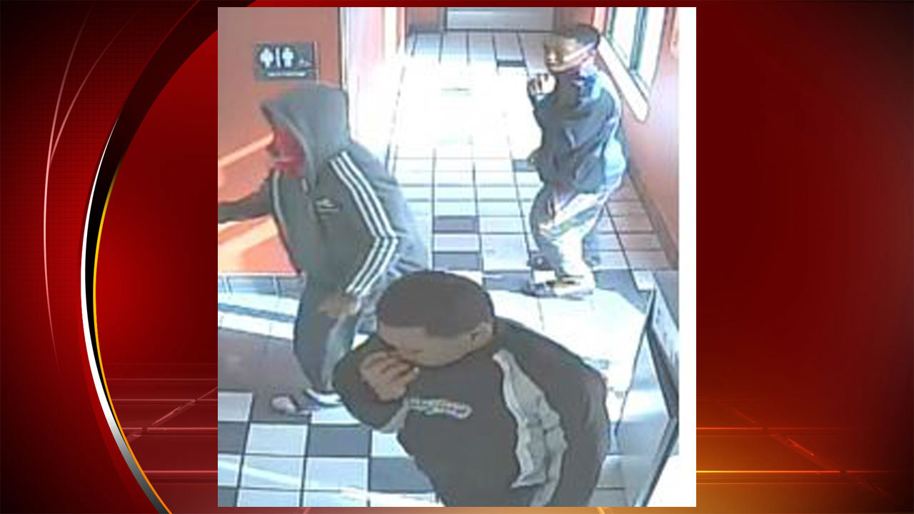 Crime Stoppers Looking For 3 Suspects In Aggravated Robbery