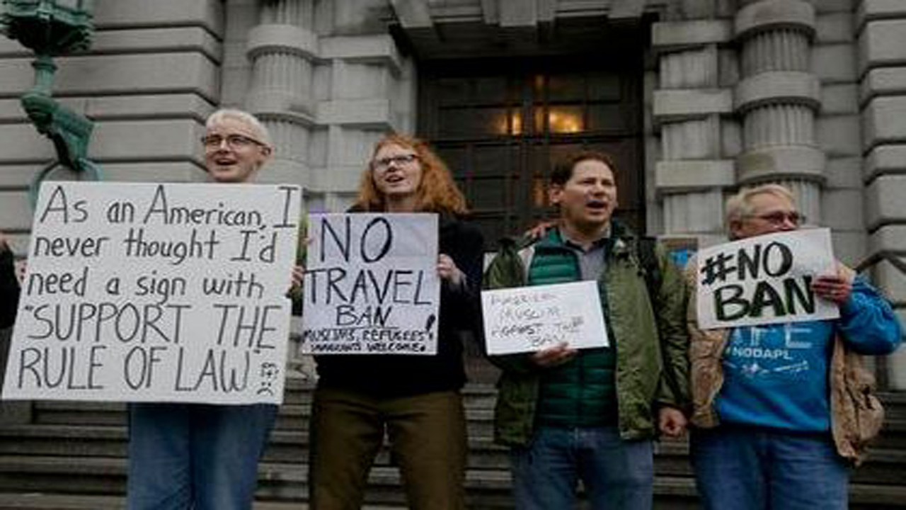 Us Court Refuses To Reinstate Travel Ban