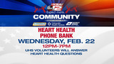 KSAT, community partners to hold heart health phone bank
