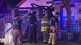 Arson investigates suspicious car fire