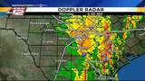 Heavy rain to continue eastward during morning commute
