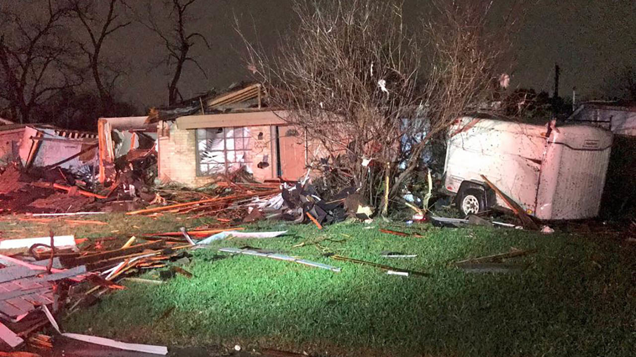 'It was so powerful,' Extensive damage after storms slam ...