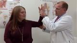 Fixing frozen shoulder syndrome