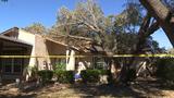 NE Bexar County home unlivable after tornado