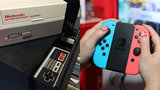 Nintendo Switch takes center stage in long lineup of classic consoles