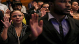 Immigrants from 84 countries to be sworn as US citizens on Thursday