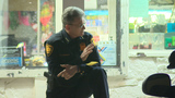 Chief McManus patrols problematic area on East Side