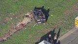 1 killed, 1 injured in NE Side rollover