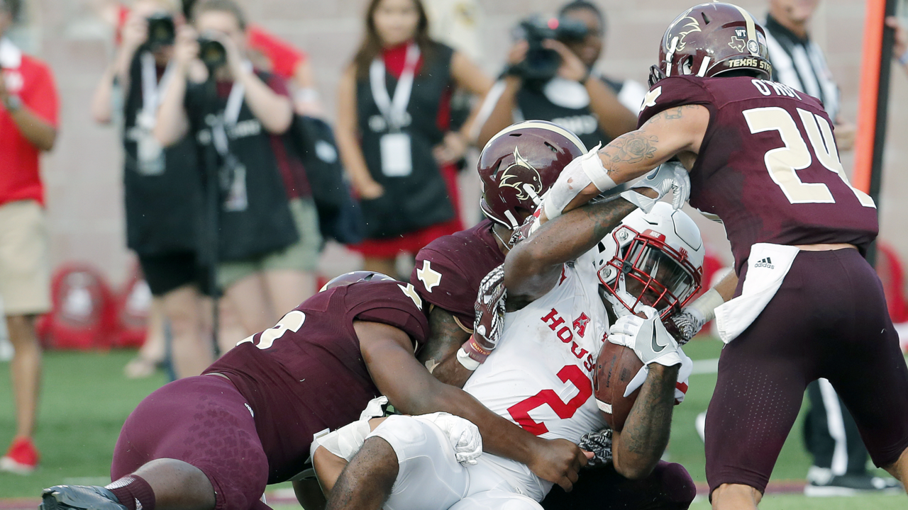 Texas State Releases 2017 Football Schedule With Games