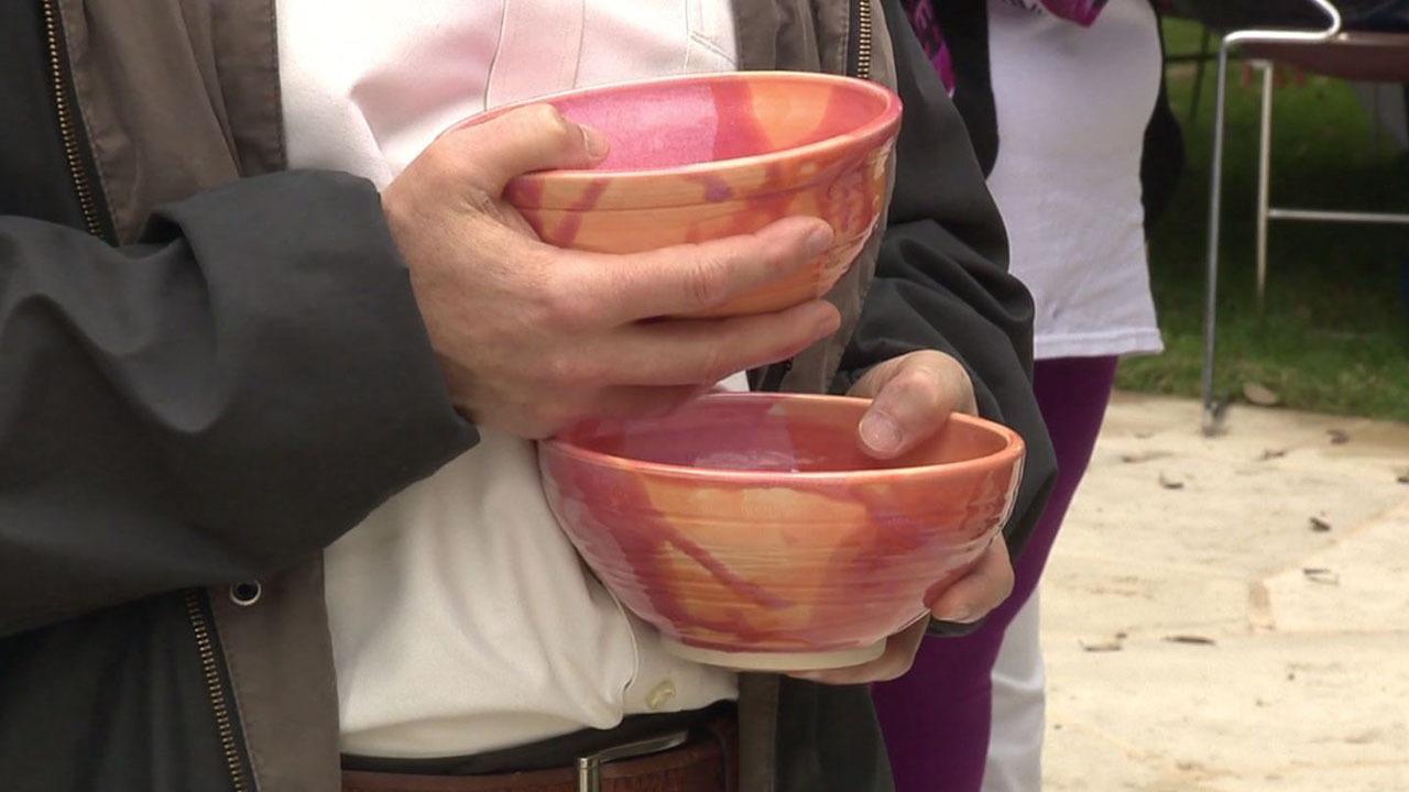 Empty Bowls Event Raises Money Awareness For Homelessness