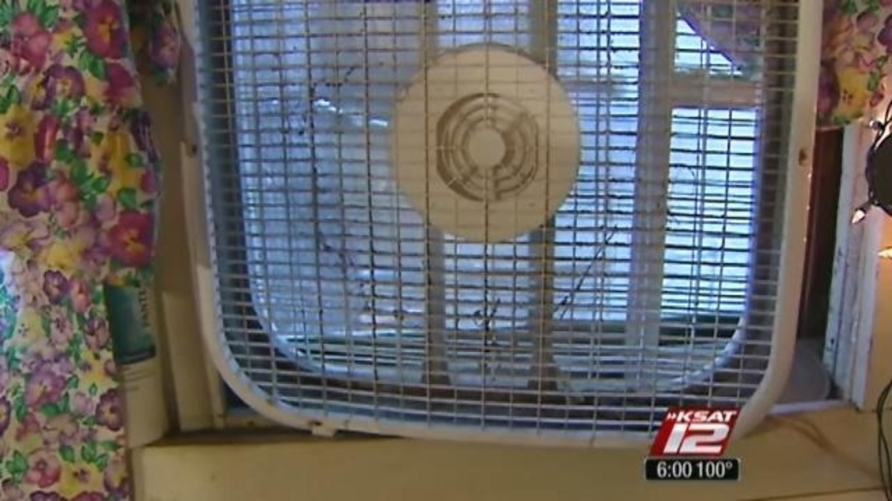 Eldely With No Fan : Box fan donations needed as elderly disabled prepare for