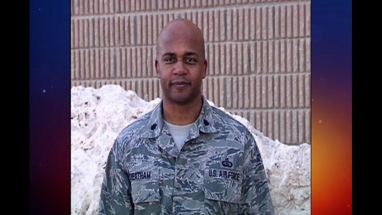 Lt Col Ron Cheatham