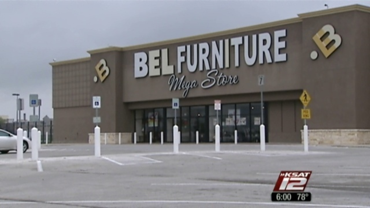 Bel Furniture Store Gets F Rating