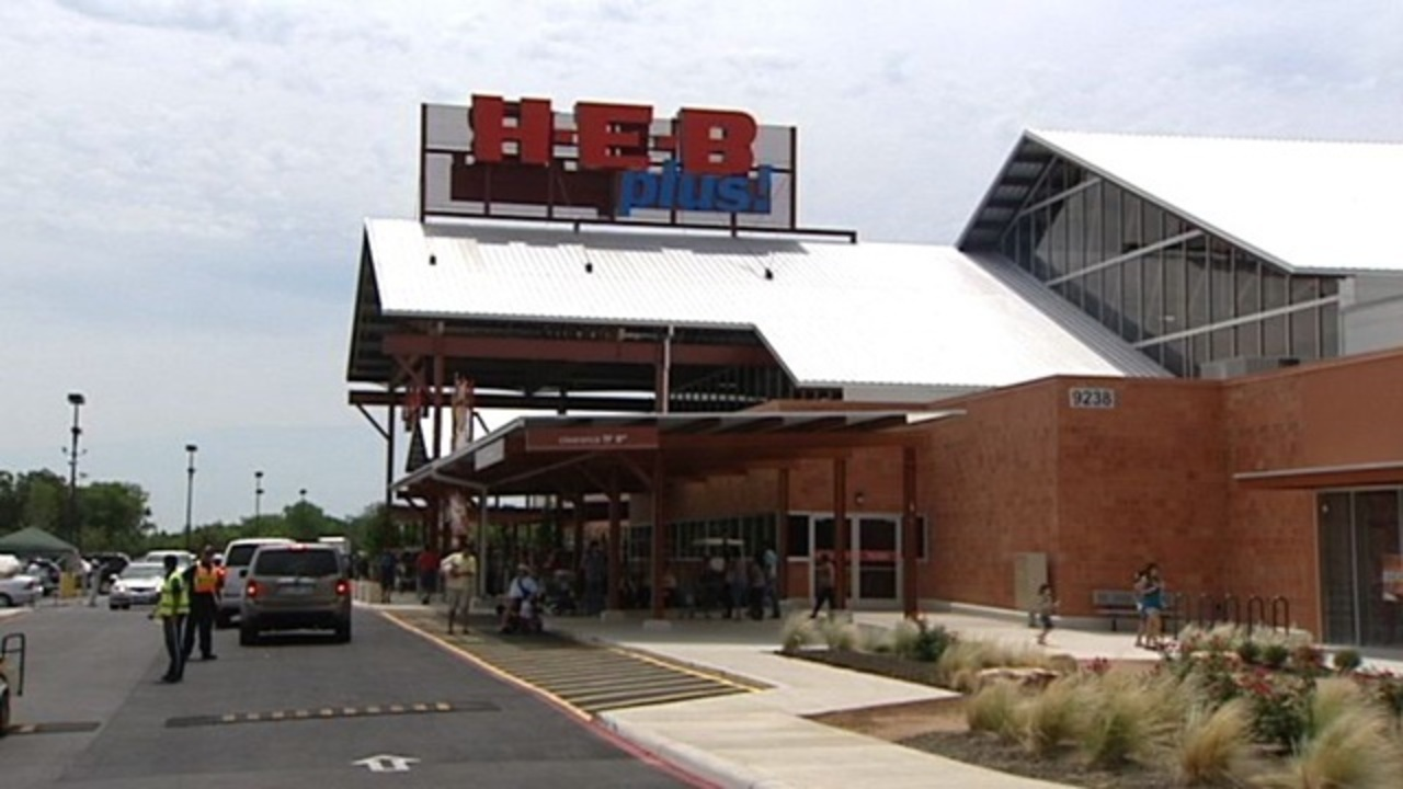 heb opens 182 000 sq ft store at 1604 and bandera