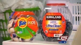 People suspect retailers are locking up laundry detergent as result of&hellip&#x3b;