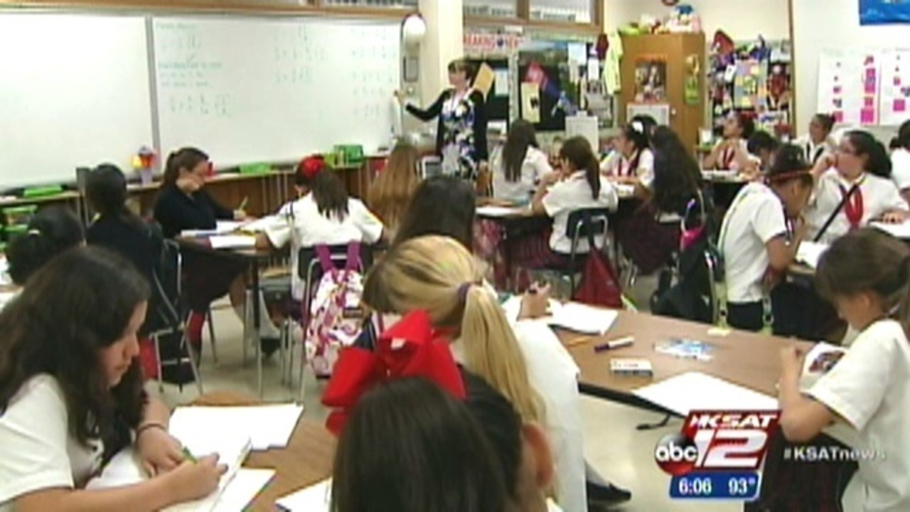 Study Ranks Top Schools In San Antonio Area