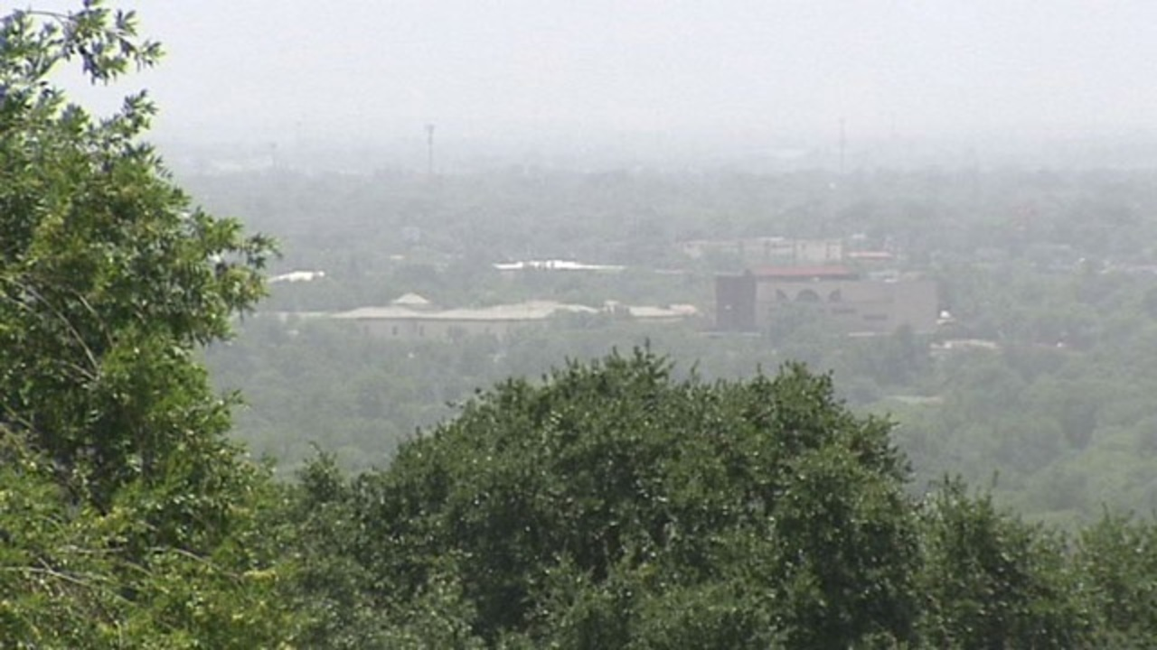 Saharan Dust Cloud Over San Antonio Irritates Residents