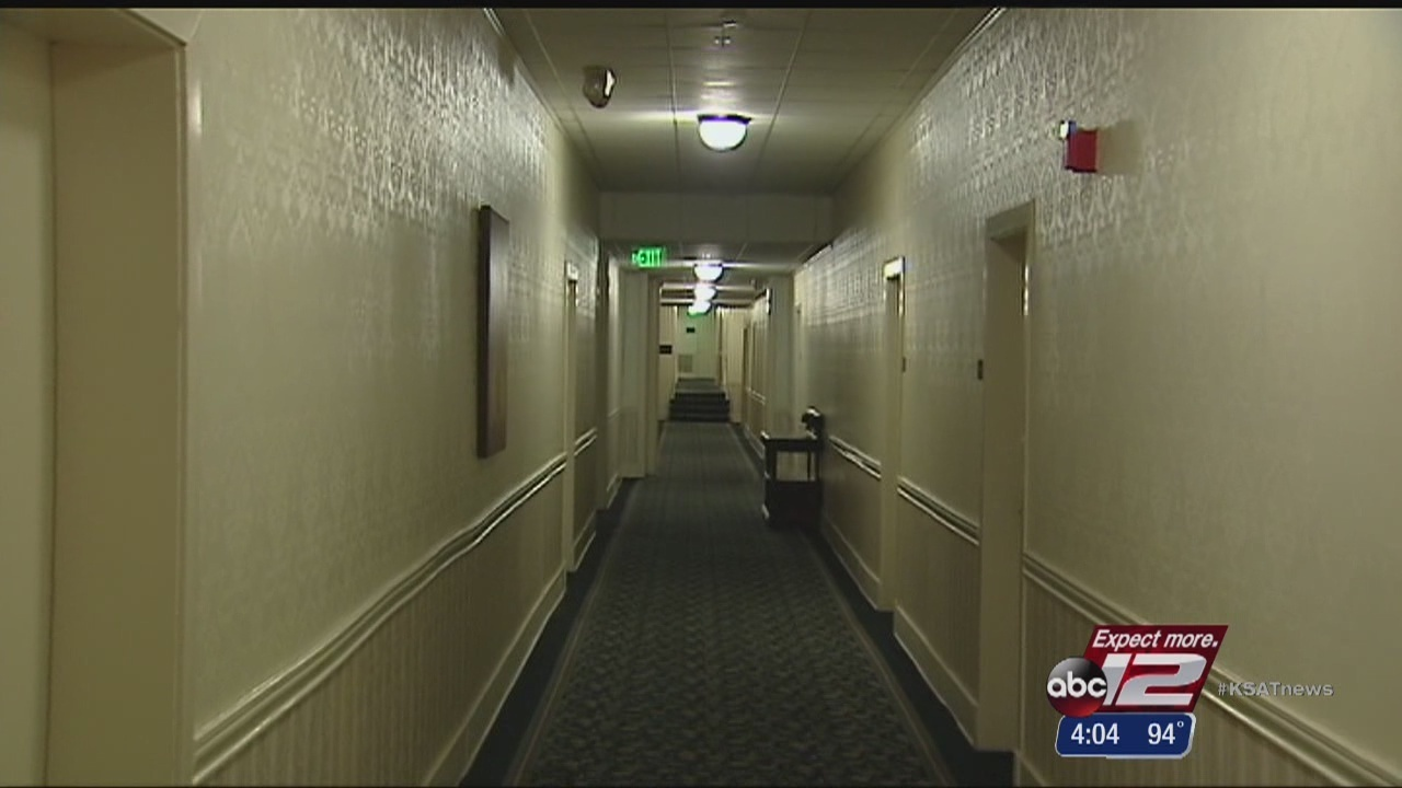 Ghost tours around san antonio for San francisco haunted hotel