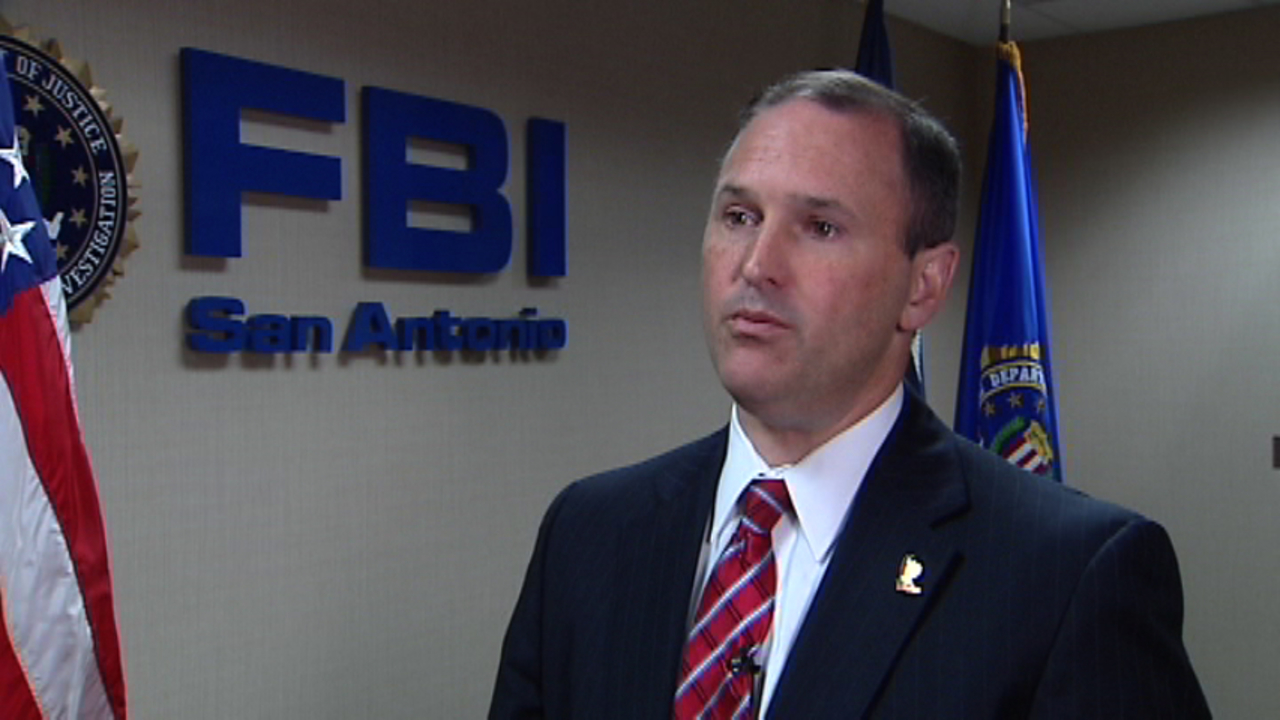 new agent in charge of fbi u0026 39 s san antonio office