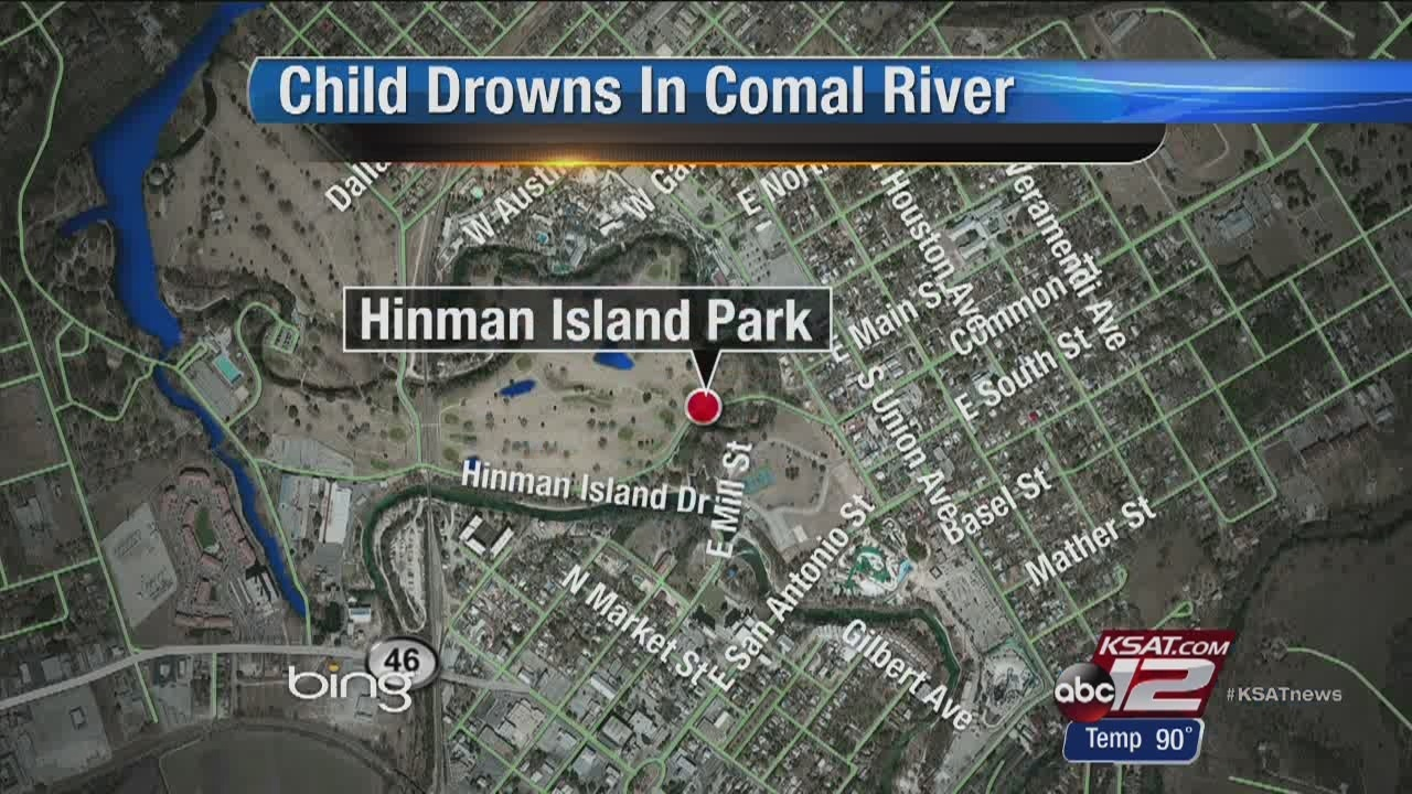 5 Year Old Drowns In Comal River