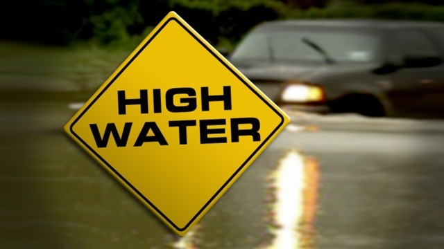 Drivers warned to 'Turn Around, Don't Drown'