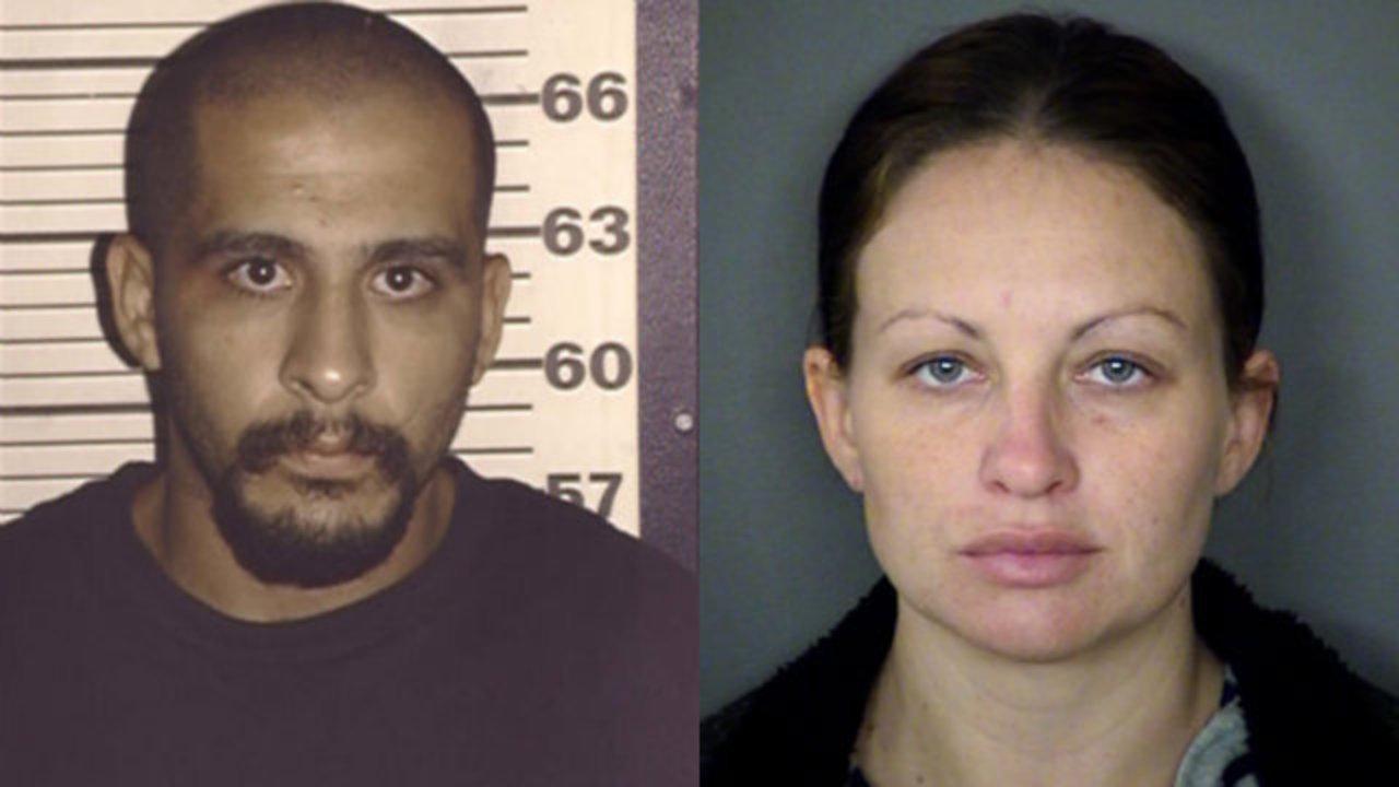 San Antonio Police Seek Couple Wanted On Felony Warrants