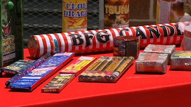 Texas teenager dies after firework explodes into his chest
