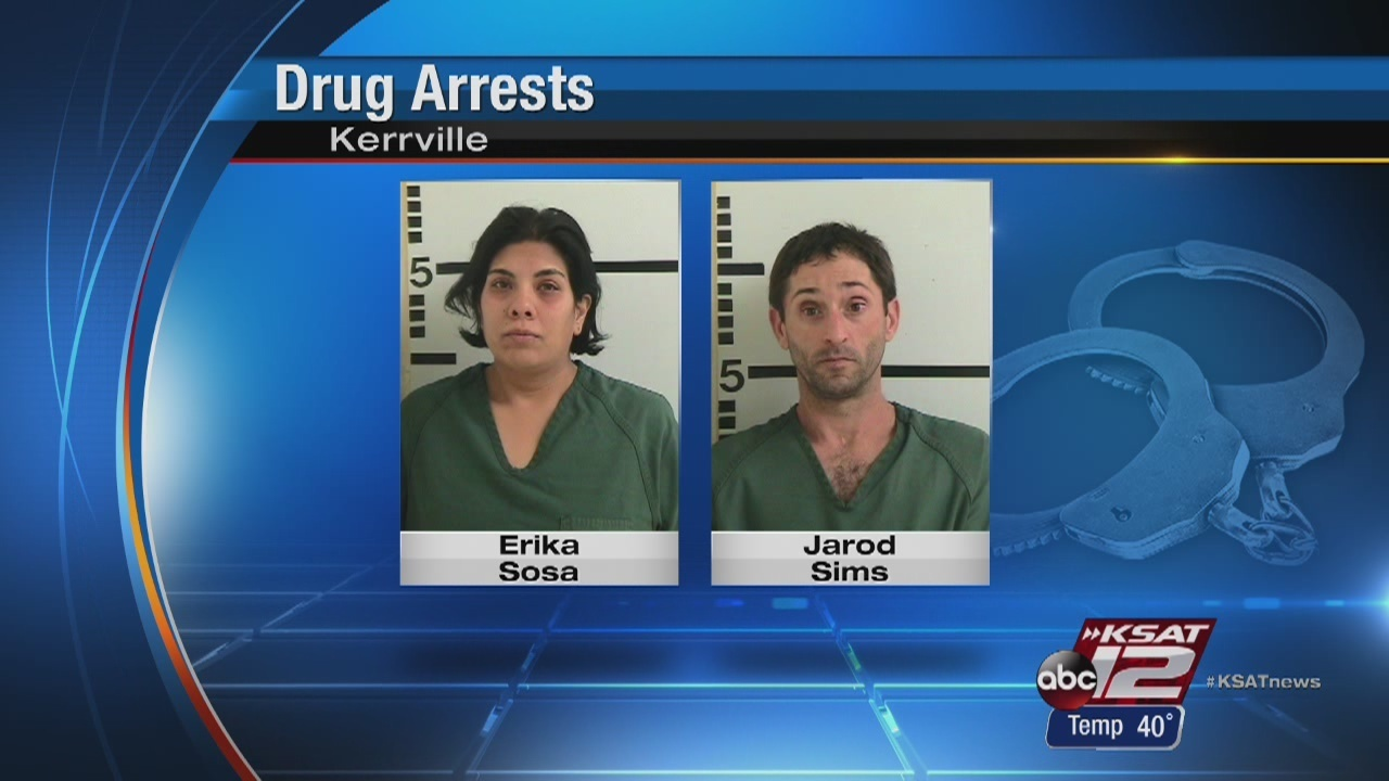 Couple Charged With Operating Meth Lab
