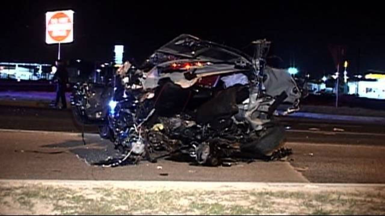 Person Questioned In Fatal Street Racing Crash