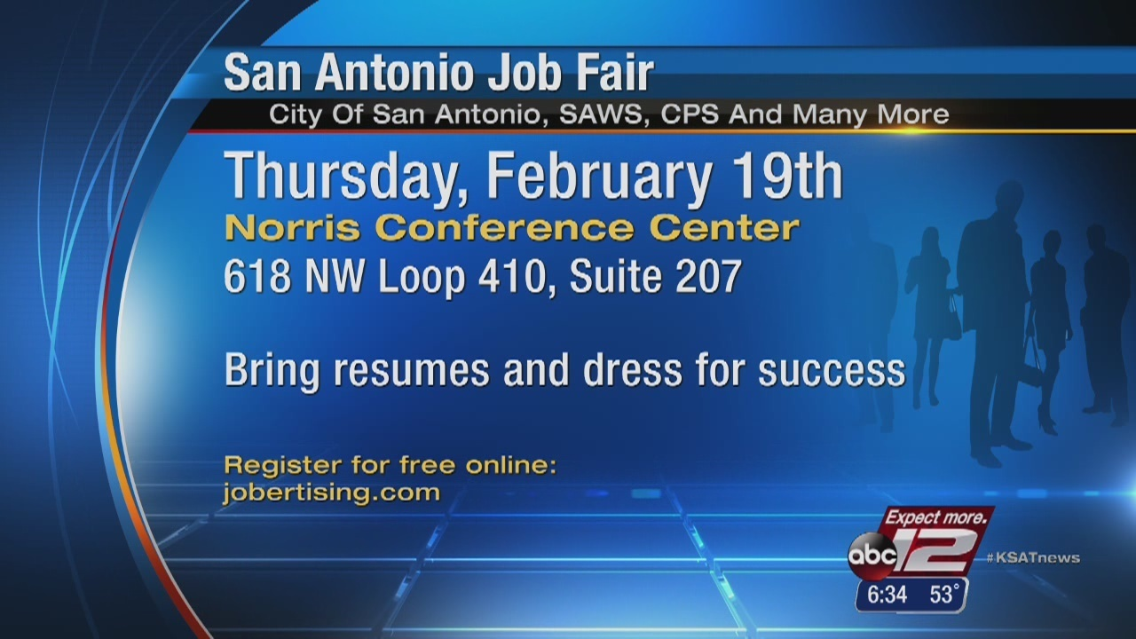 Norris Conference Center to host job fair