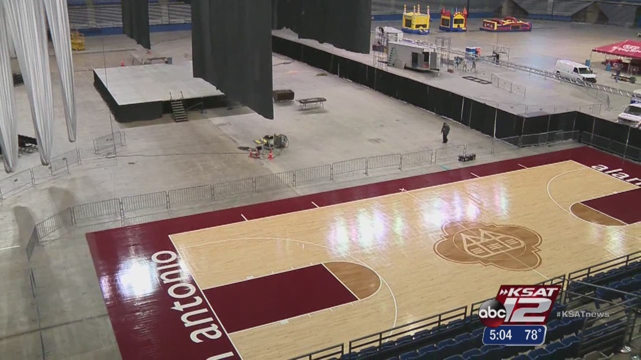 Alamodome To Host Uil Basketball Championships