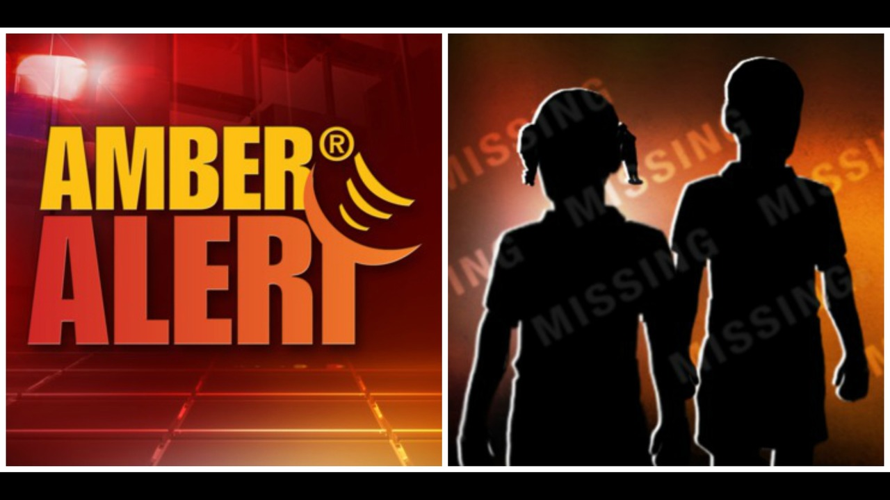 What's the difference between an AMBER Alert & a missing child?