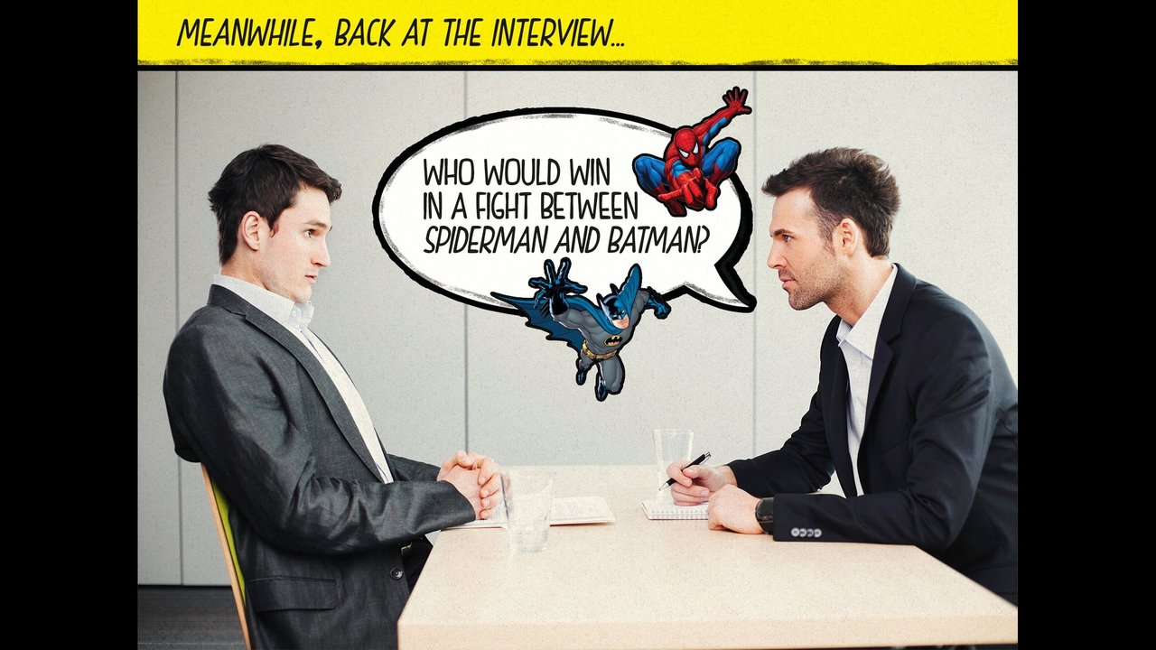 weirdest job interview questions