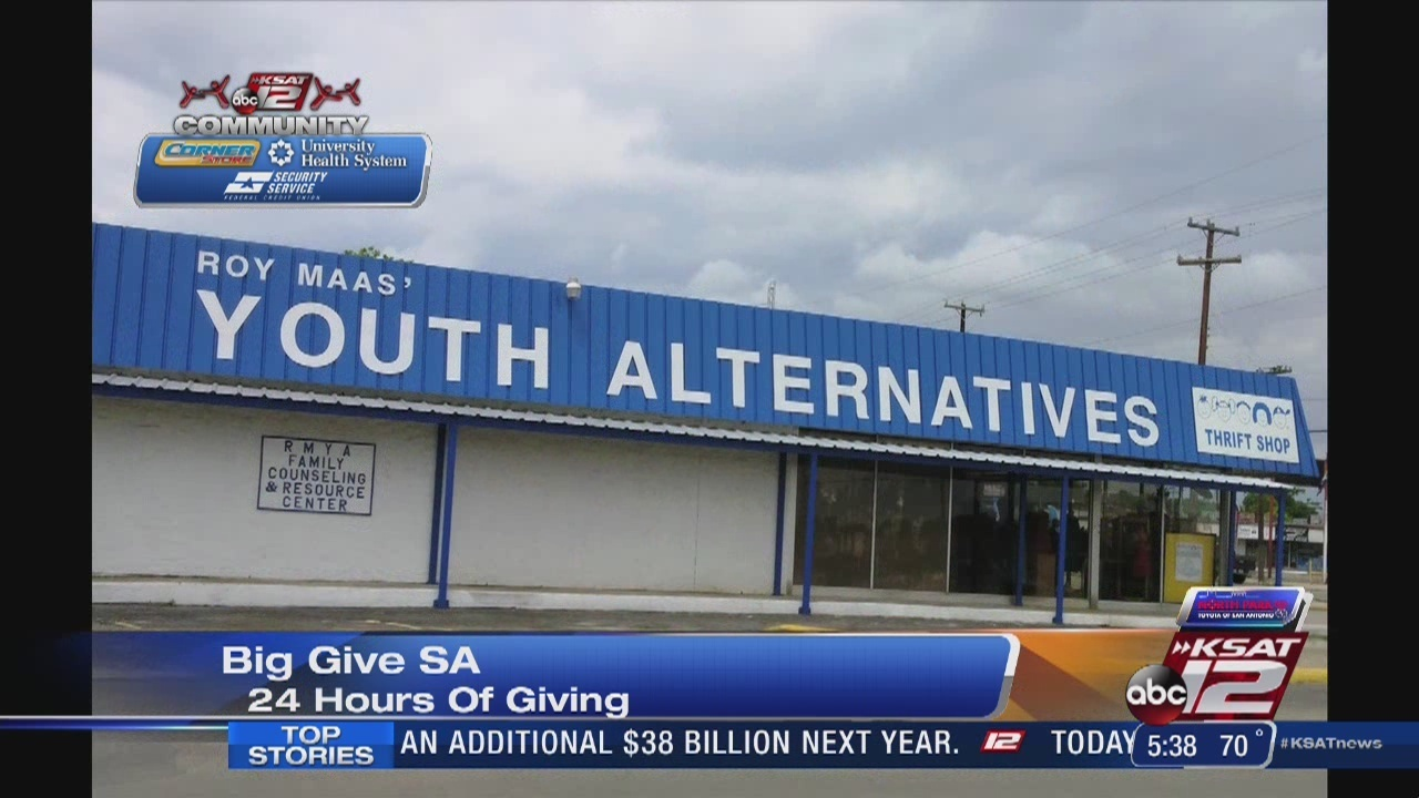Jenna Hiller reports from Roy Mass Youth Alternatives event