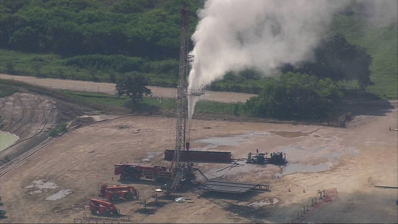 Homes Evacuated North Of Karnes City Due To Natural Gas Leak