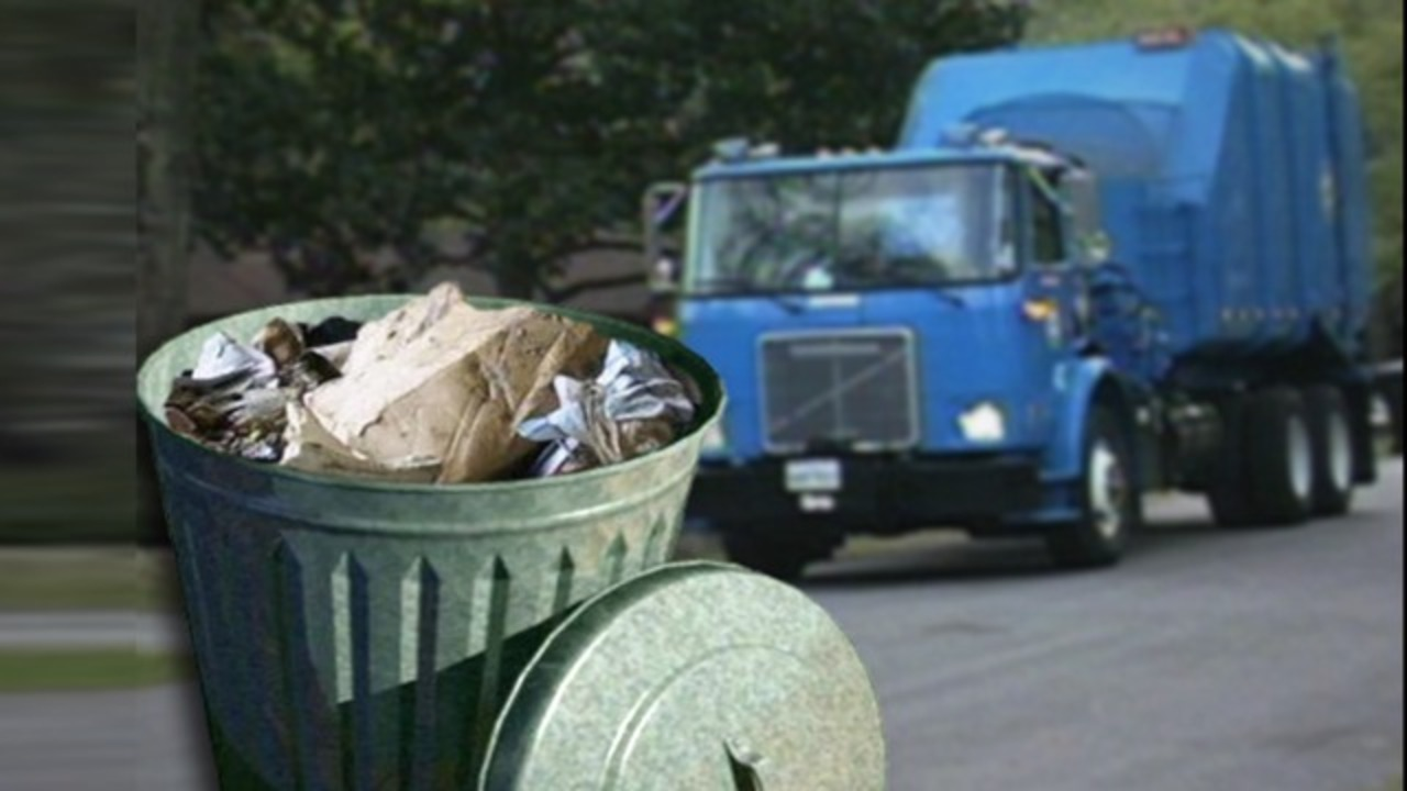 City Announces Special Instructions For Holiday Trash Pickup