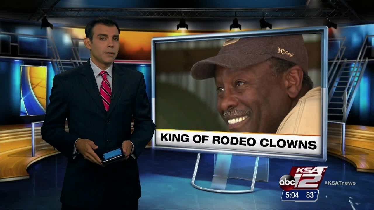 Iconic Rodeo Clown Recovering From Health Scare