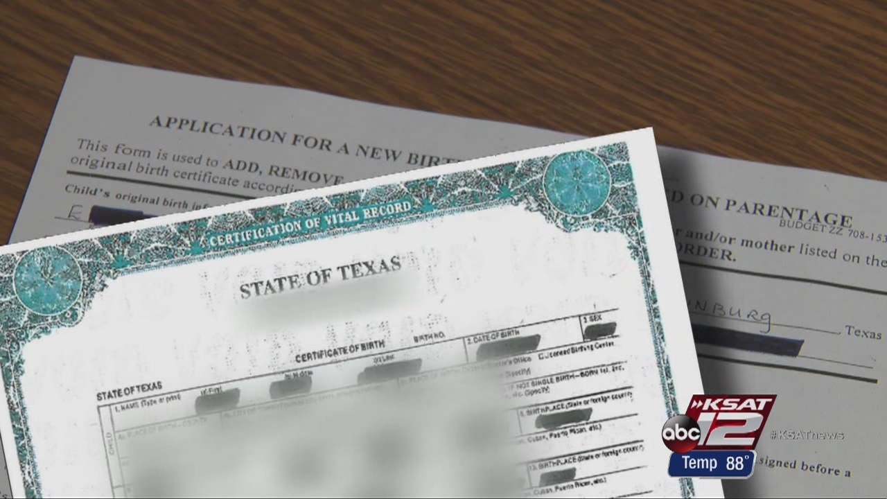 South Texas Families Sue State Agency Over Denial Of Birth