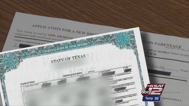 South Texas families sue state agency over denial of birth...
