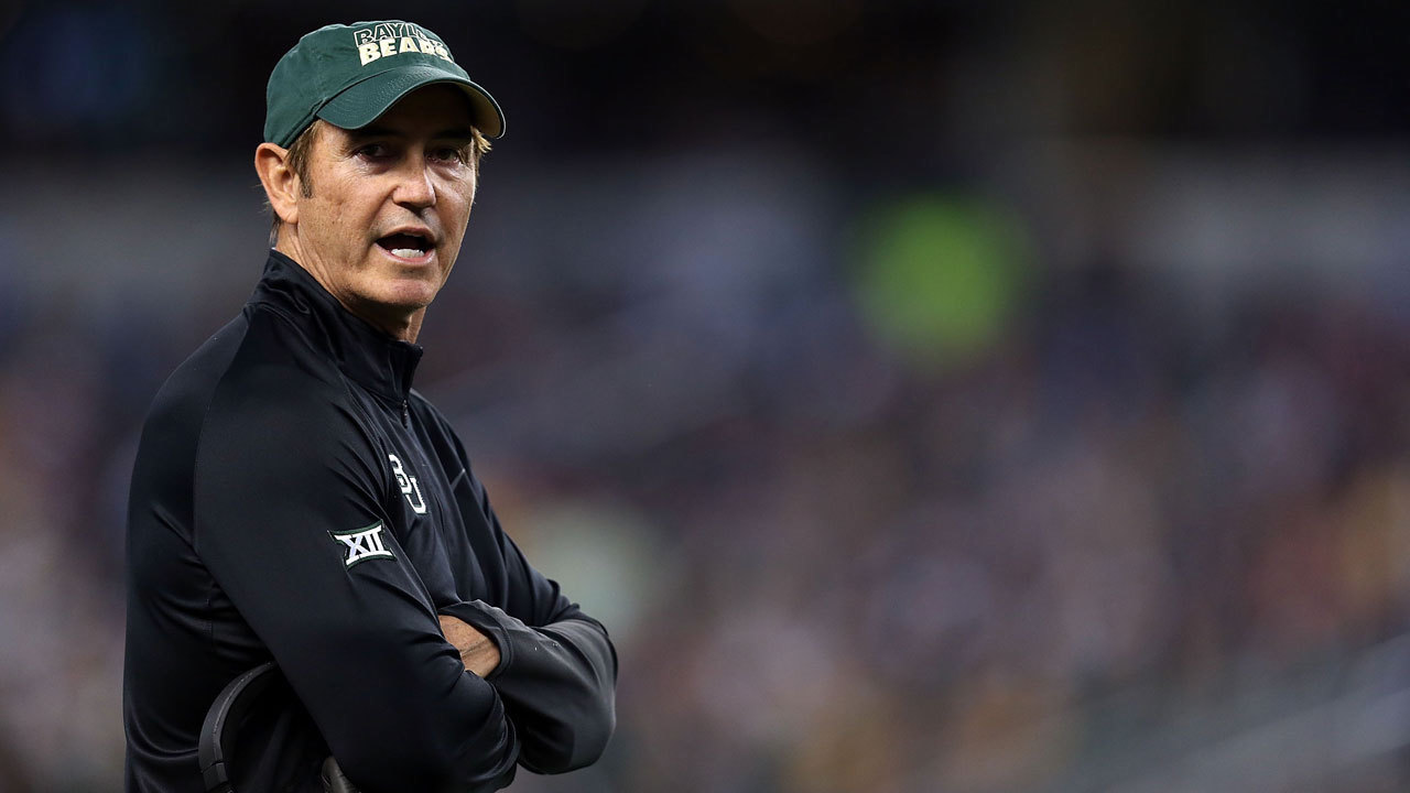 Baylor Fires Football Coach Art Briles Espn Reports