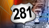 Stuck in 281 NB traffic this week? This weekend could be worse
