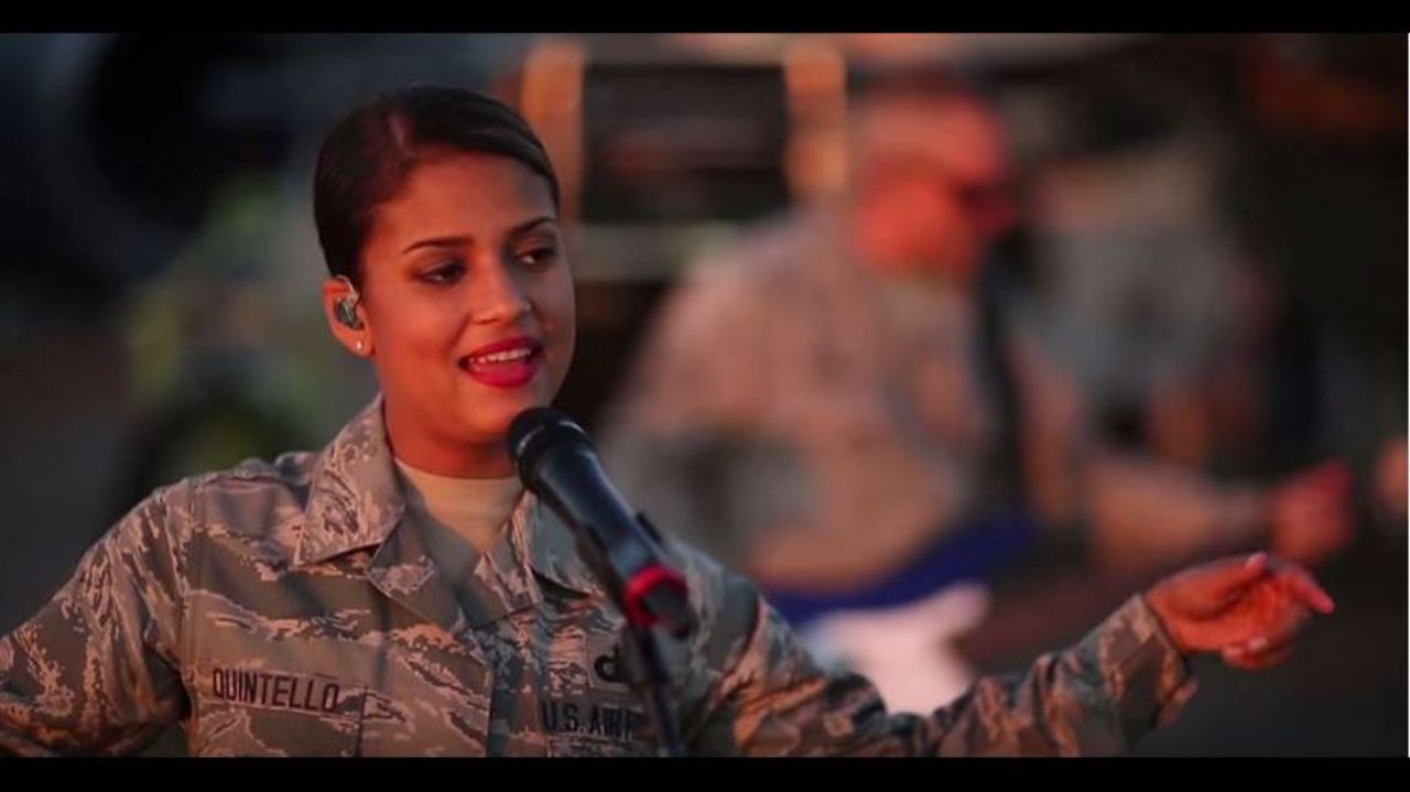 USAF Band Releases New Song American Airman