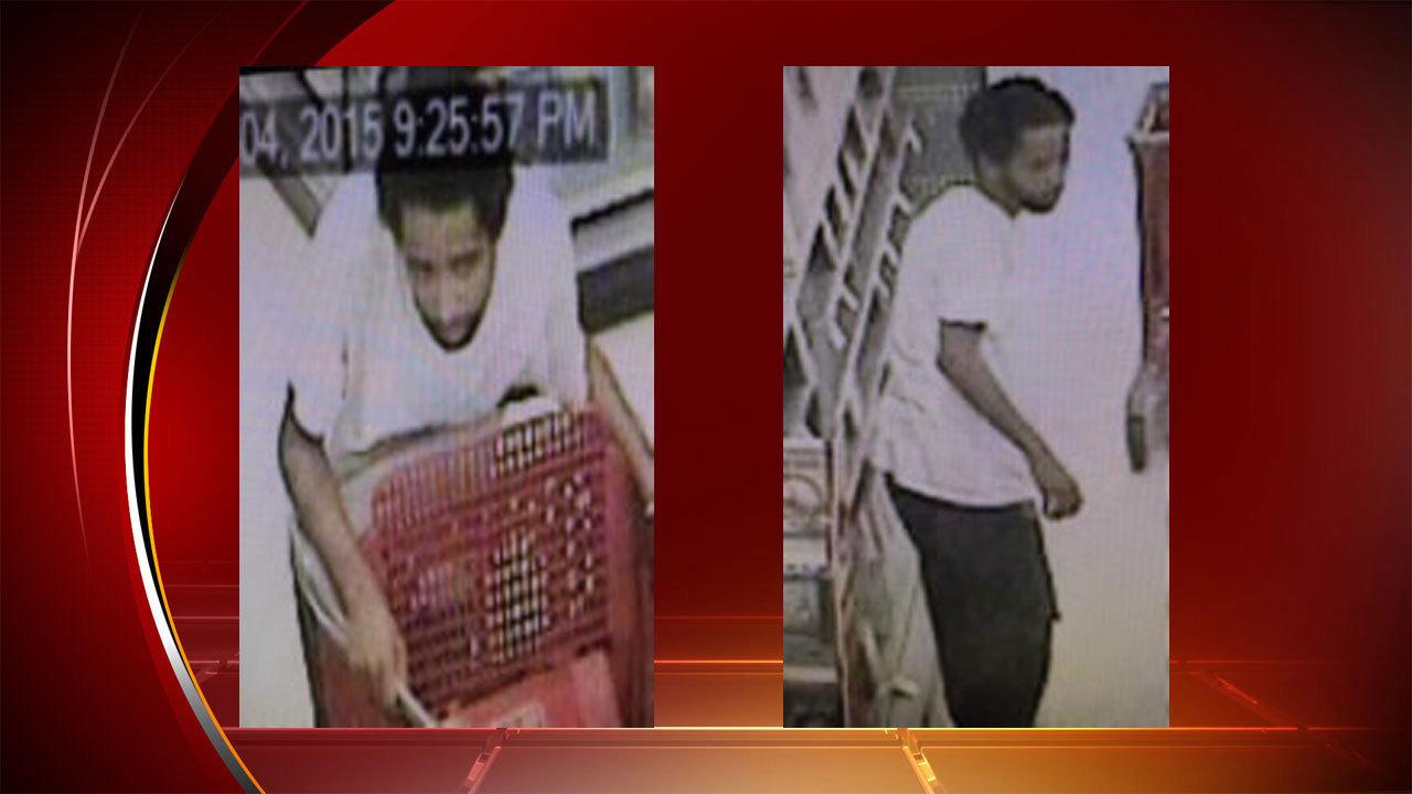 Police Seek Info On Target Robbery Suspect