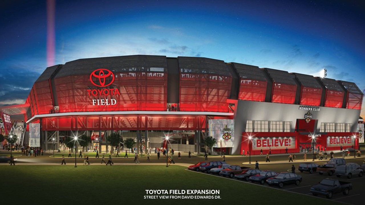 City Approves Purchase Of Toyota Field Moves Closer To Mls