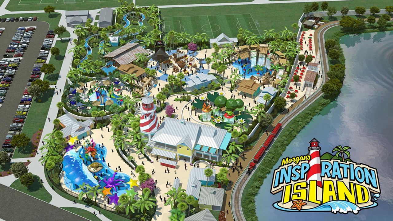 Morgan S Wonderland Unveils Water Park Expansion