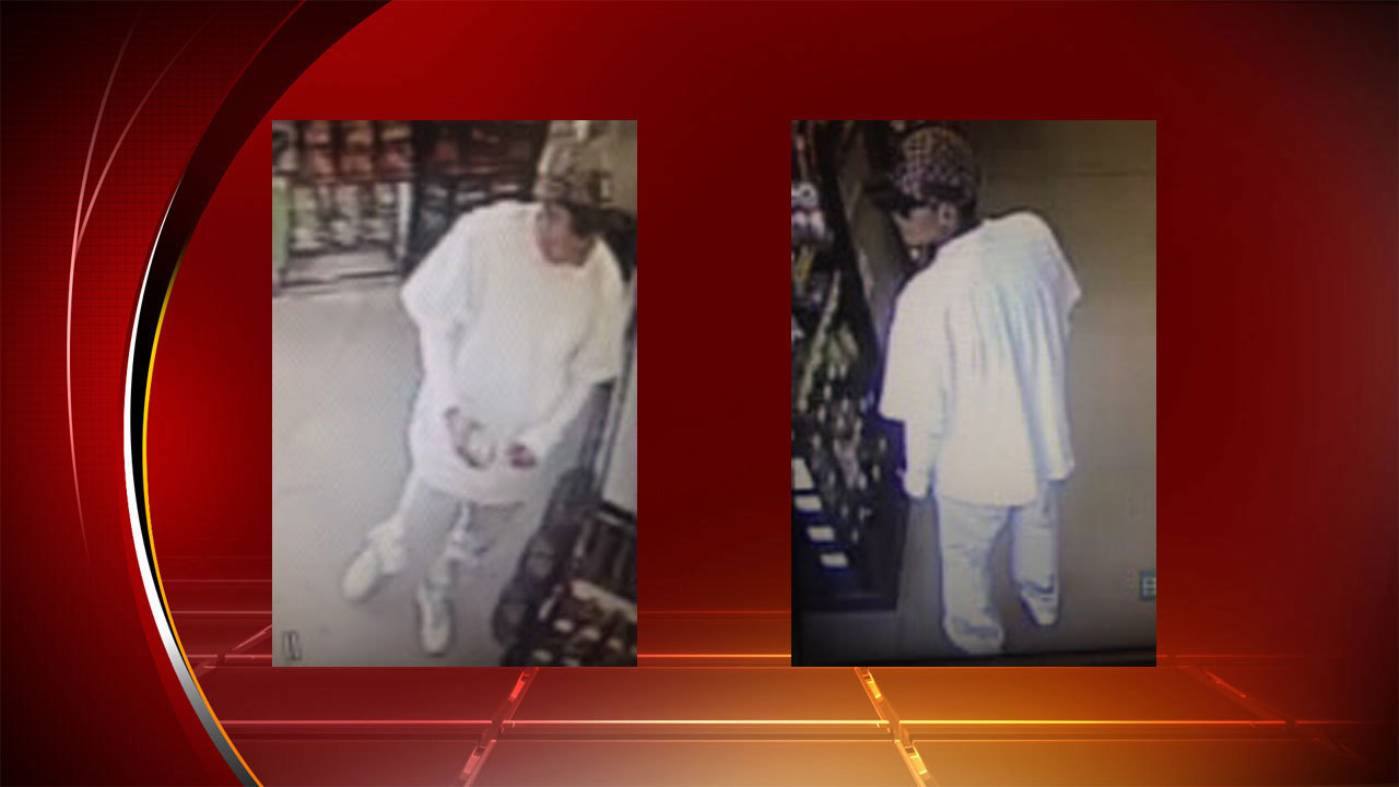 Police Seek Man In Aggravated Robbery Of Dollar General