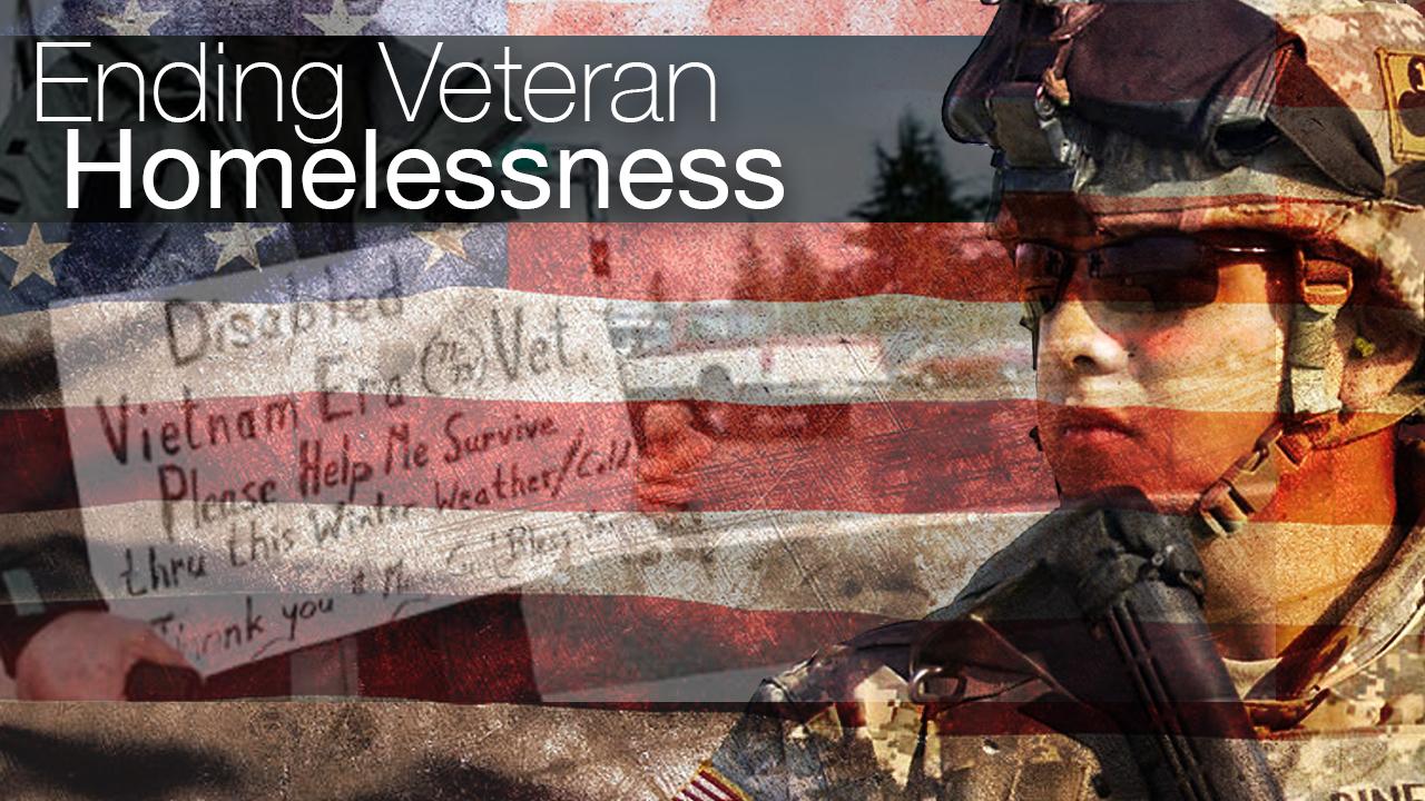 Listen City Nears Goal Of Eliminating Veteran Homelessness