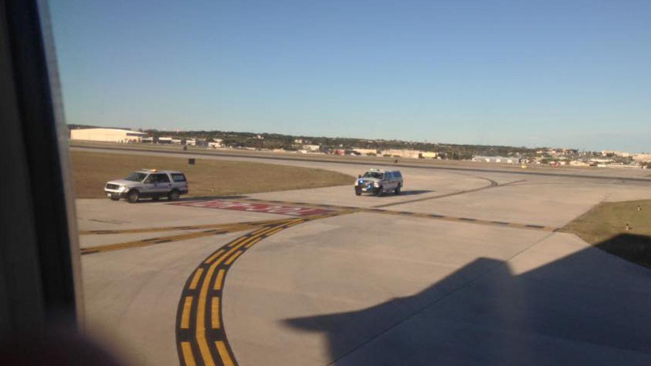 Southwest Flight Makes Emergency Landing In San Antonio