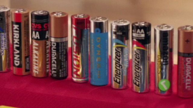 Yes, you should recycle batteries